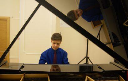 Поздравляем участников городского смотра — конкурс фортепианных отделов