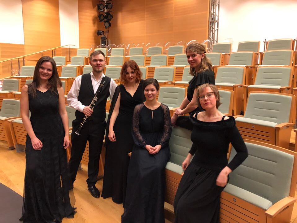 Концерт камерно-инструментальной музыки в Мариинском-2