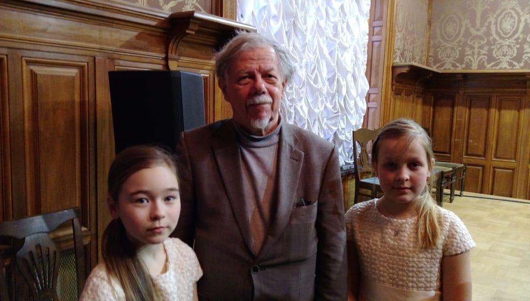 Международный детский конкурс фортепианных дуэтов им. Л.А. Брук «Брат и сестра»