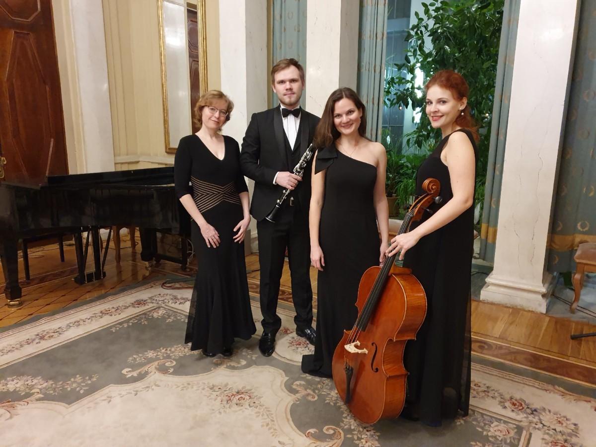 Концерт в Музее политической истории России