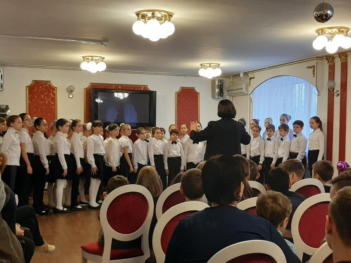 Концерт в социально-реабилитационном центре «Воспитательный дом»