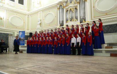 Хор «Невская акварель» — серебряный призер VII хорового чемпионата мира