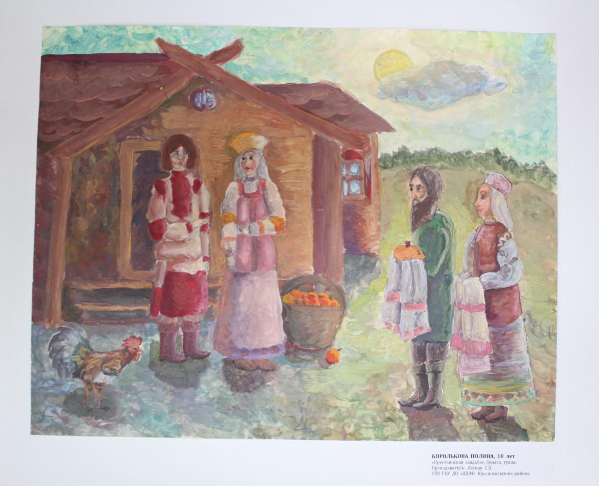 Открытый городской конкурс детского художественного творчества «ХЛЕБ – всему голова».