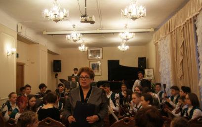 Концерт фестивальной программы «Музыка русской души»