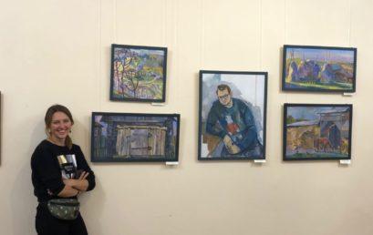 Молодые художники Северо-Запада России