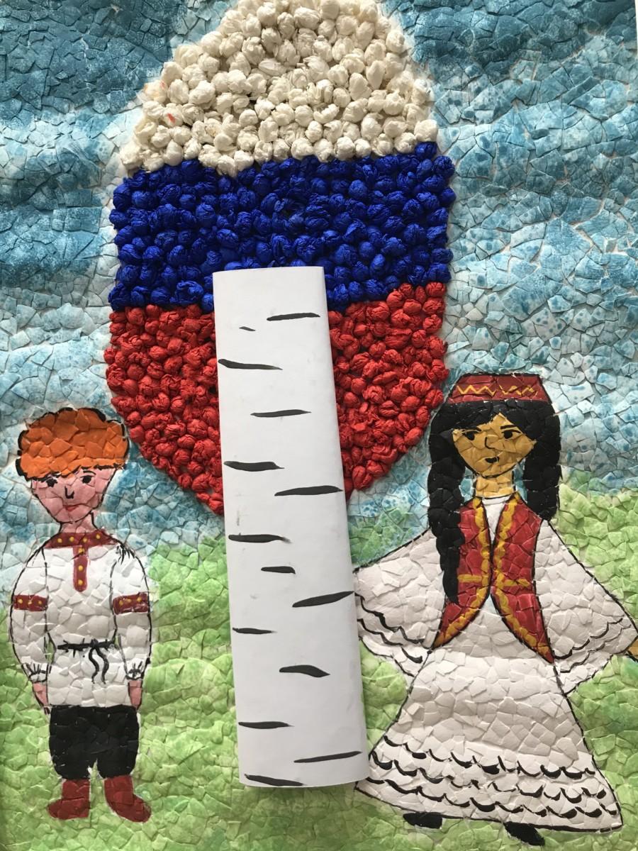 Районный конкурс детского художественного творчества «Дружат дети всей страны»