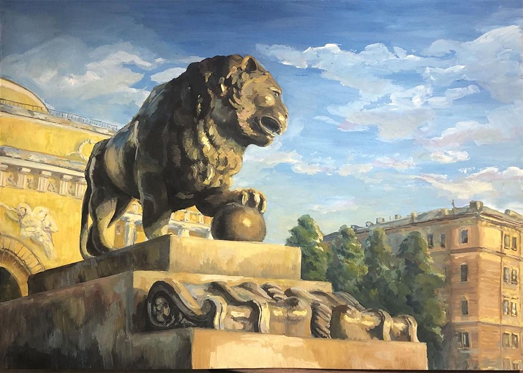 I межрегиональный архитектурно-художественный конкурс «Львы на страже Санкт-Петербурга»