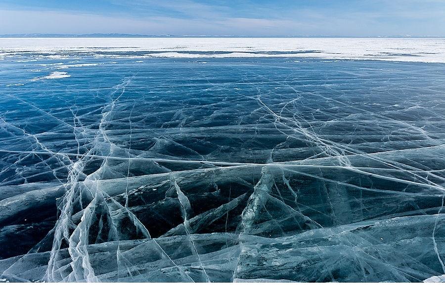 Установлен период запрета выхода на лед в Санкт-Петербурге