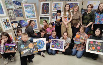 Выставки, посвященные Дню космонавтики