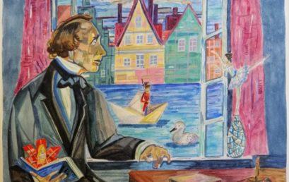 Выставка «Сказочник датского королевства»