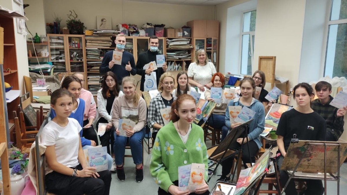 Профориентационная работа в Детской школе искусств Красносельского района